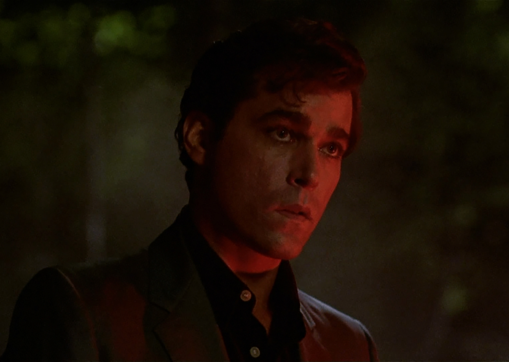 Ray Liotta in the opening scene of 'Goodfellas'