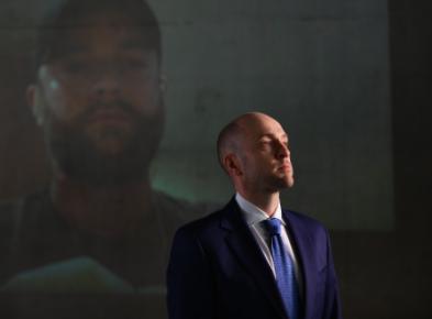 Brown's most recent stunt was 'Sacrifice' for Netflix