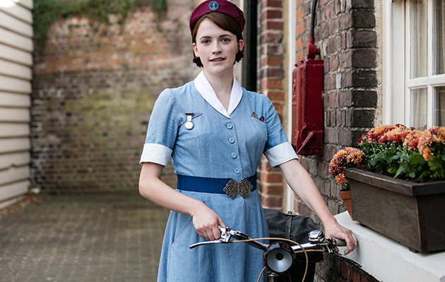 She played Nurse Barbara Gilbert in 'Call the Midwife', leaving the role in 2018 after four years