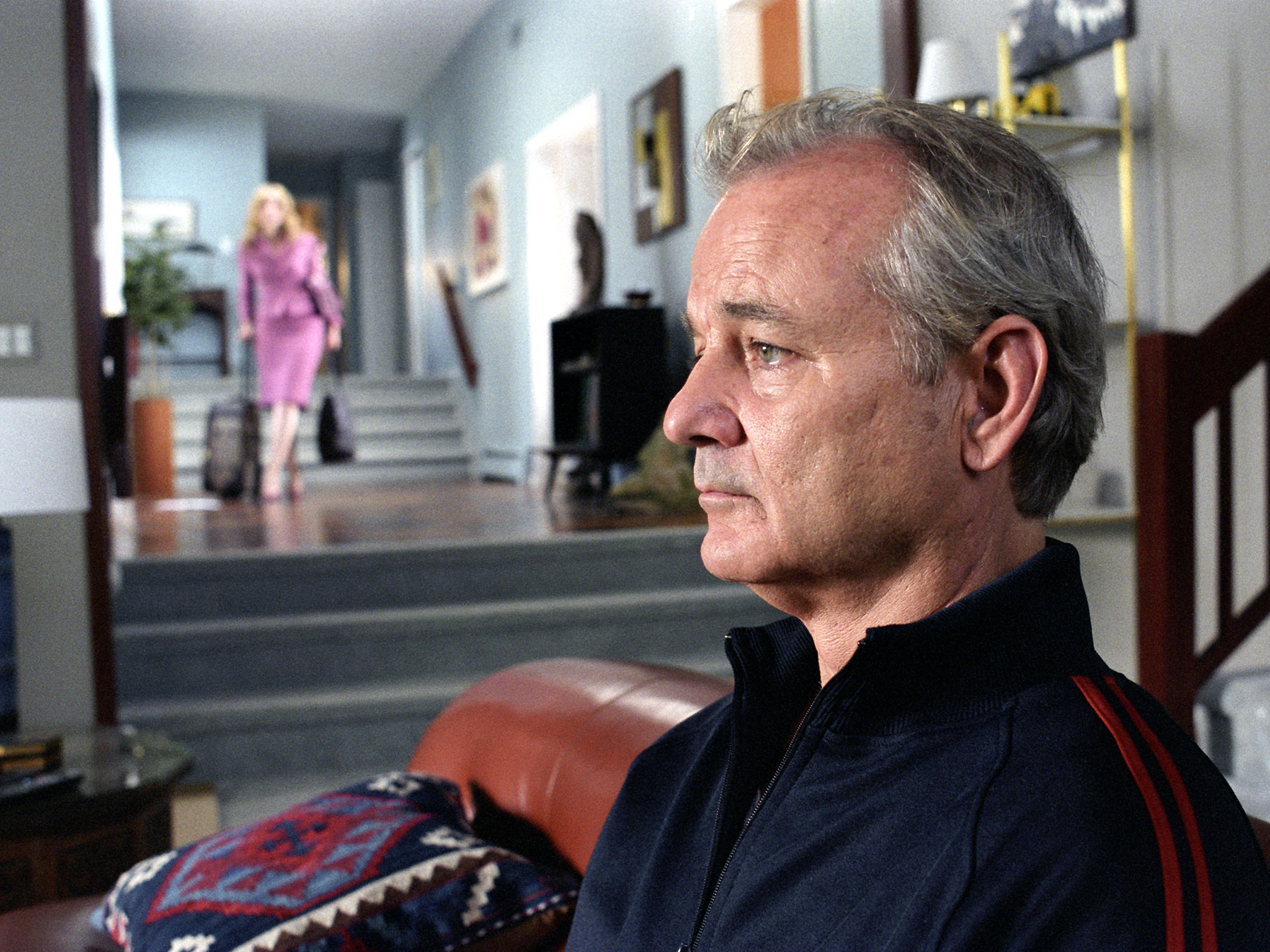 Murray in Jim Jarmusch's 'Broken Flowers'