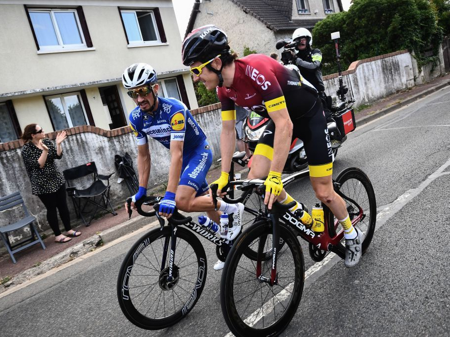 Geraint Thomas will also feature at the championships